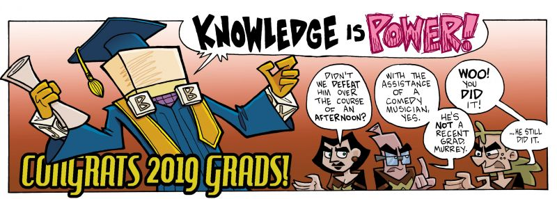 Wonder Weenies :: I realized I had never done a Graduation special before... so congrats to all the grads out there... recent or otherwise!