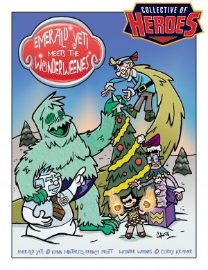 Wonder Weenies meet Emerald Yeti Holiday Special