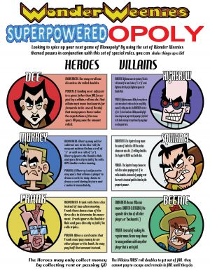Holiday Special 2014 SUPER OPOLY